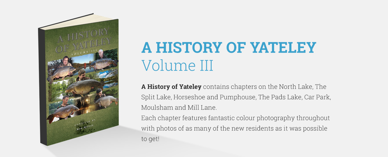 A History of Yateley - Volume 3 | Pre-order NOW