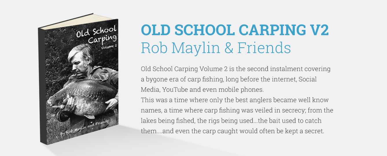 Old School Carping - Volume 2