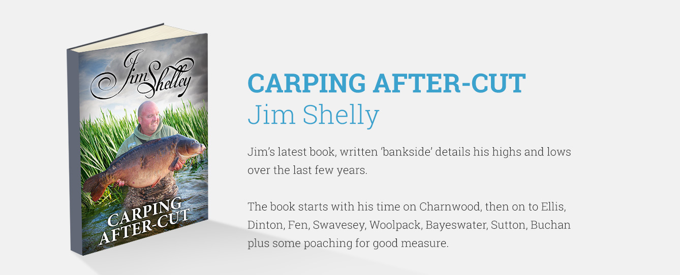 Carping After-Cut - Jim Shelly