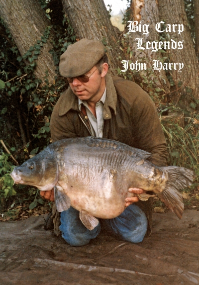 John Harry - Big Carp Legends