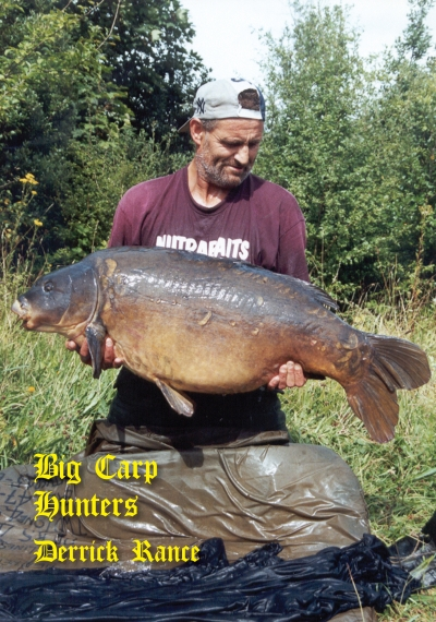 Big Carp Hunters - Derek Rance