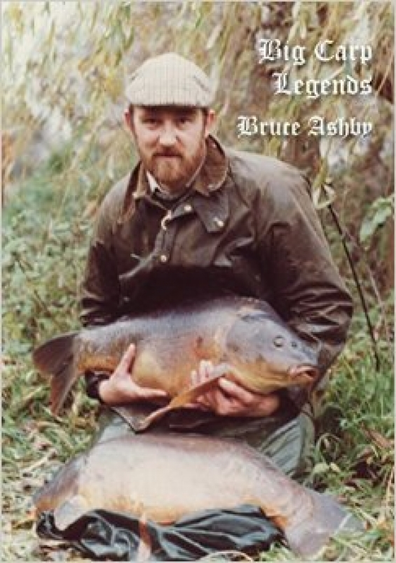 Bruce Ashby - Big Carp Legend