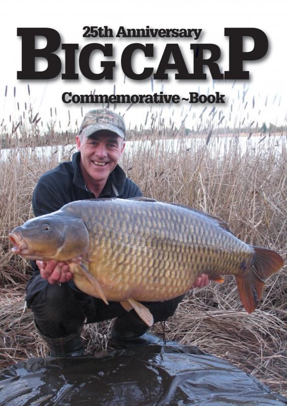 Big Carp Commemorative 25th Anniversary Book
