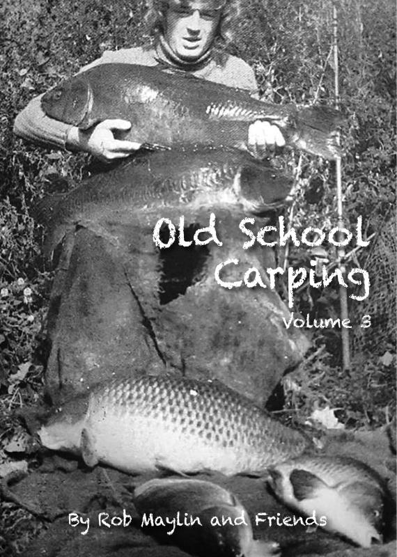 Old School Carping - Volume 3