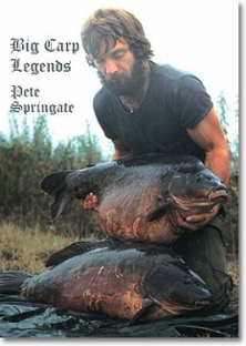 Peter Springate - Big Carp Legends