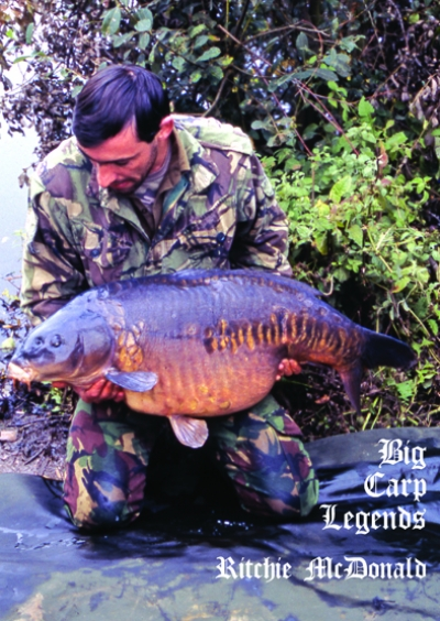 Ritchie McDonald - Big Carp Legends
