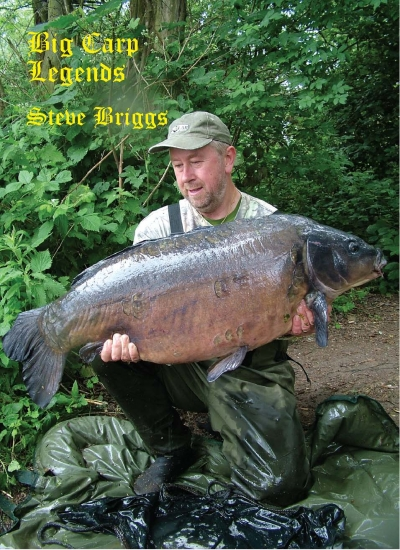 Steve Briggs - Big Carp Legends