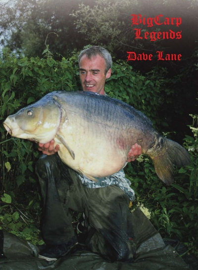 Dave Lane - Big Carp Legends