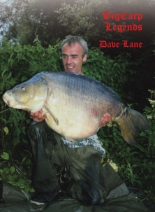 Dave Lane - Big Carp Legends
