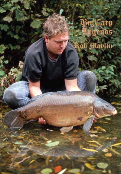 Rob Maylin - Big Carp Legends