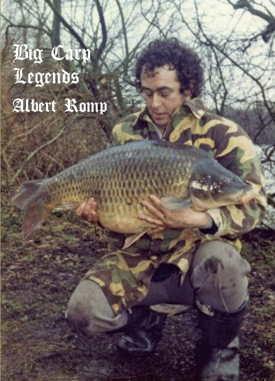 Albert Romp - Big Carp Legends