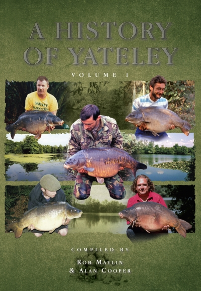 A History of Yateley - Volume 1