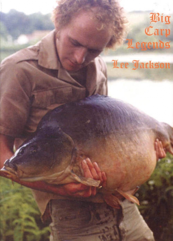 Lee Jackson - Big Carp Legends